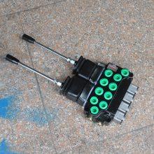 SKBTFLUID牌ZT-L12E-4OT-1系列1控二液压多路阀