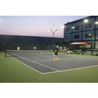 贵州网球场工程施工,贵州厂家直接供应网球场器材