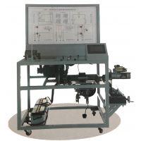 供应圣纳汽车电器性能测试故障模拟一体实验台能够满足教学需求