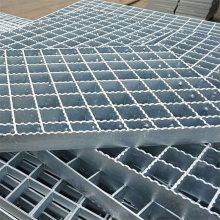 建筑建材钢格板 平台踏步格栅板 钢格栅板