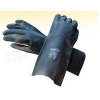 代尔塔201510氯丁橡胶高性能防化手套