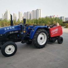 牧草打捆机 打捆包膜机 养殖专用机器 自动捡拾打捆机