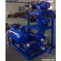 SIHI 3级罗茨水环真空机组LEM2 425-OH3型 耐腐蚀 大抽速