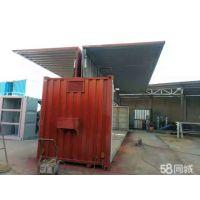 现货出售租赁电动液压飞翼集装箱,二手集装箱