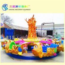 ***新小型广场水上游乐设备水陆战车儿童夏季好玩具
