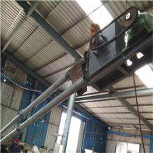 钨粉硅粉管链机运输机 盘片式推送物料提升机 长期供货