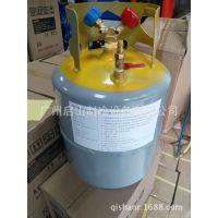 带泄压阀制冷剂重复回收钢瓶 11kg 22kg 制冷剂回收罐 泄压阀