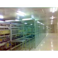 专业订做可移动式洁净棚 无尘车间 FFU高净化无尘室 禄米科技