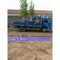 厂家供应水泥砖电瓶叉砖车运砖车多少钱