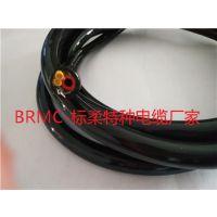 理疗医疗设备用气管线缆 带气管电缆