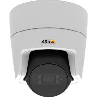 安讯士AXIS M3106-LVE 网络摄像机 借助内置红外照明实现隐蔽的室外专用四画面 HD 视频