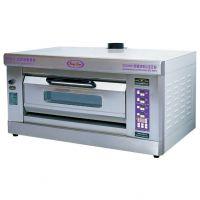 恒联PEO-2A单层二盘比萨炉 商用披萨炉带蒸气加热电披萨烘炉台式