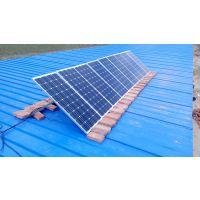 兰州程浩供应;景泰县 600w太阳能发电设备、放牧专用太阳能发电机