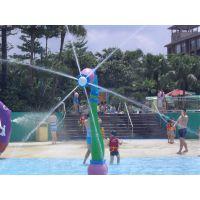 广州润乐水上乐园设备供应戏水小品