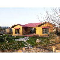农村用树脂瓦盖房越来越流行,让自建房不再土!