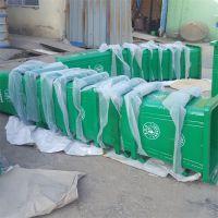 献县鑫建厂家批发铁板垃圾桶 环卫挂车垃圾桶 240升铁垃圾桶