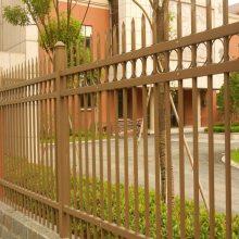 惠州锌钢护栏厂 专业生产小区围栏 工厂围墙栏杆 东莞别墅铁艺护栏定做