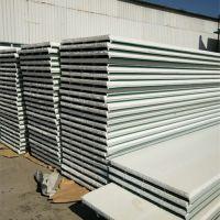 供应100厚eps泡沫彩钢夹芯板建筑屋面墙面