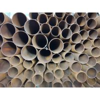 重庆48*4无缝钢管 可焊接 烧焊法兰 16MN无缝钢管厂家