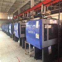 苏州收购二手注塑机, 苏州卧式塑料注塑机回收