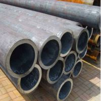 供应35#无缝钢管 化工设备用精拔管48*4(实物拍摄)
