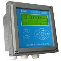 在线电导率仪,水厂自来水厂专用电导率仪,上海博取仪器,DDG-2090,循环水导电率测量