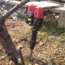 汽油移苗取树机 大功率汽油手提式家用移栽机 大马力铲头挖树机
