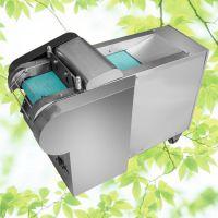 电动可切片切丝切段的机器 仿手工切菜机 切蔬菜水果一体机 乐丰牌