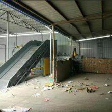 山东秸秆 废纸打包机生产厂家