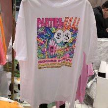 便宜女装短袖夏季T恤韩版女士上衣纯棉小衫批发地摊货批发市场