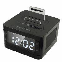 歌瑞泰K7多功能闹钟蓝牙音箱音乐收音机音响USB手机底座U盘播放