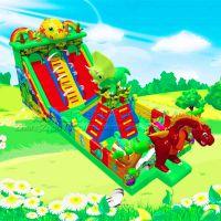 广场充气跳跳床 新款充气城堡室外大型 儿童充气玩具城堡