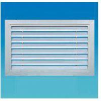 广州德普龙优质单层铝百叶窗立体感强厂家特卖
