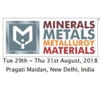 2018年印度国际矿物、金属、冶金及材料展—MMMM2018