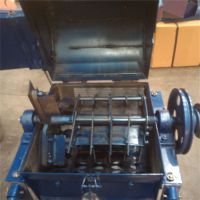 大型车载秸秆饲料粉碎机 秧草揉丝粉碎机 拖拉机做动力