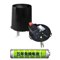 厂家直销 型号【KM20-YL1】超长待机雨量记录仪 五年免换电池配软件野外长期使用