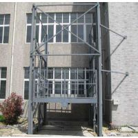 随州安装一台液压升降货梯多少钱? 车载移动式升降台安装