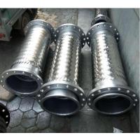 泰州不锈钢高压软连接 DN450×600衬四氟乙烯耐酸碱金属波纹管定做电话