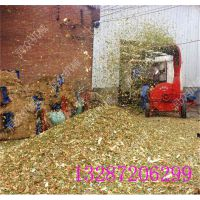 麦草粉碎揉搓机 润众 粮食粉碎机