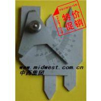 中西 (HLL特价)焊接检验尺(单规) 型号:M306041库号:M306041