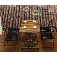 天津主题餐厅桌椅 主题餐厅餐桌椅图片 主题餐厅装修效果图