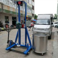 厂家供应电动分散机 机硅膠 灌封胶 灌缝胶搅拌机 品质保证
