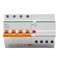 施耐德插座 保护断路器 4P C25A
