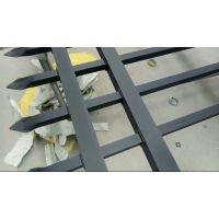 铁艺围墙护栏 方管铁艺护栏
