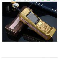80年代经典大哥大手机 免费电视批发新款2017复古怀旧老式大哥大手机超长待机大电池 16800毫安
