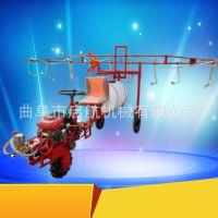 小麦地自走式打药机 高压喷雾器 果园果树打药机厂家