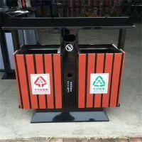 献县鑫建供应公园垃圾桶 景区果皮箱 街道垃圾桶 分类垃圾桶 厂家批发