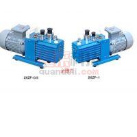 电子油泵 无油防爆型 真空泵 WXF-1 三相 抽气速度:1L/S 外形尺寸:320x160x240