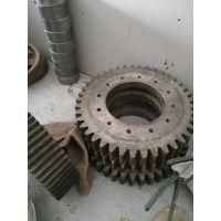 郑州长城搅拌机齿轮配件大全js750/1000/1500原装齿轮