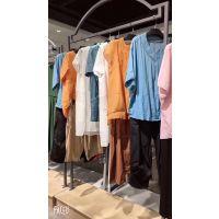 17春夏品牌女装尾货服装批发马克蕾蕾韩版女装批发一线品牌女装折扣店
